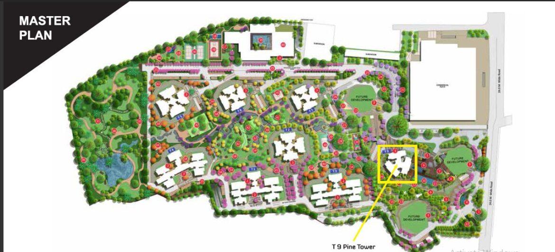 Shapoorji Pallonji Parkwest 2.0 Master Plan