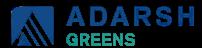 Adarsh_Greens_Logo-Jakkur Lake, Kogilu, Bangalore