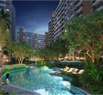Adarsh Greens-Amenities-swimming pool Photo